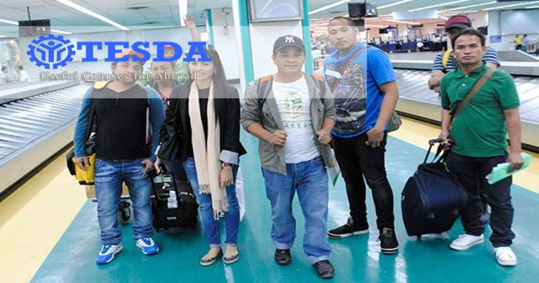 Useful-Tesda-Courses-For-Abroad-Person