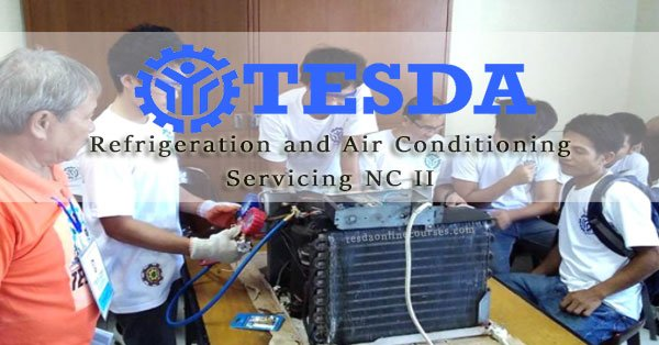Guide on TESDA Refrigeration and Air Conditioning Services NC II