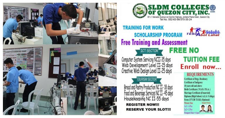Free 5+ Courses Offered at SLDM College